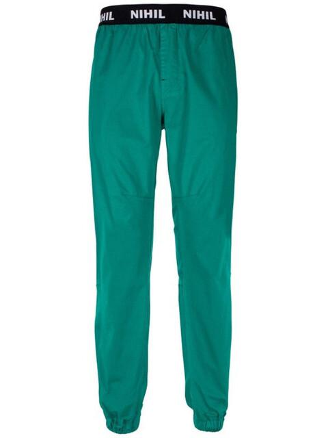 Nihil Yaba Pants Men Alhambra Green